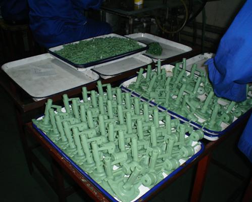 precise lost-wax castings