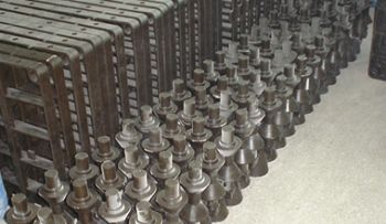 supplying precise lost-wax castings